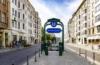 Renovierte 3-Zimmerwohnung in zentraler Lage Mittes - Der nächste U-Bahnhof