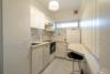 Frisch renovierte, helle 2-Zimmerwohnung in ruhiger Lage Marienfeldes - Die Küche