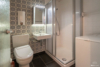 Frisch renovierte, helle 2-Zimmerwohnung in ruhiger Lage Marienfeldes - Das Badezimmer