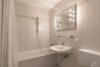 Freie und helle 3-Zimmerwohnung mit sonnigem Balkon - Das Badezimmer
