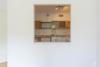 Freie und helle 3-Zimmerwohnung mit sonnigem Balkon - Die Durchreiche