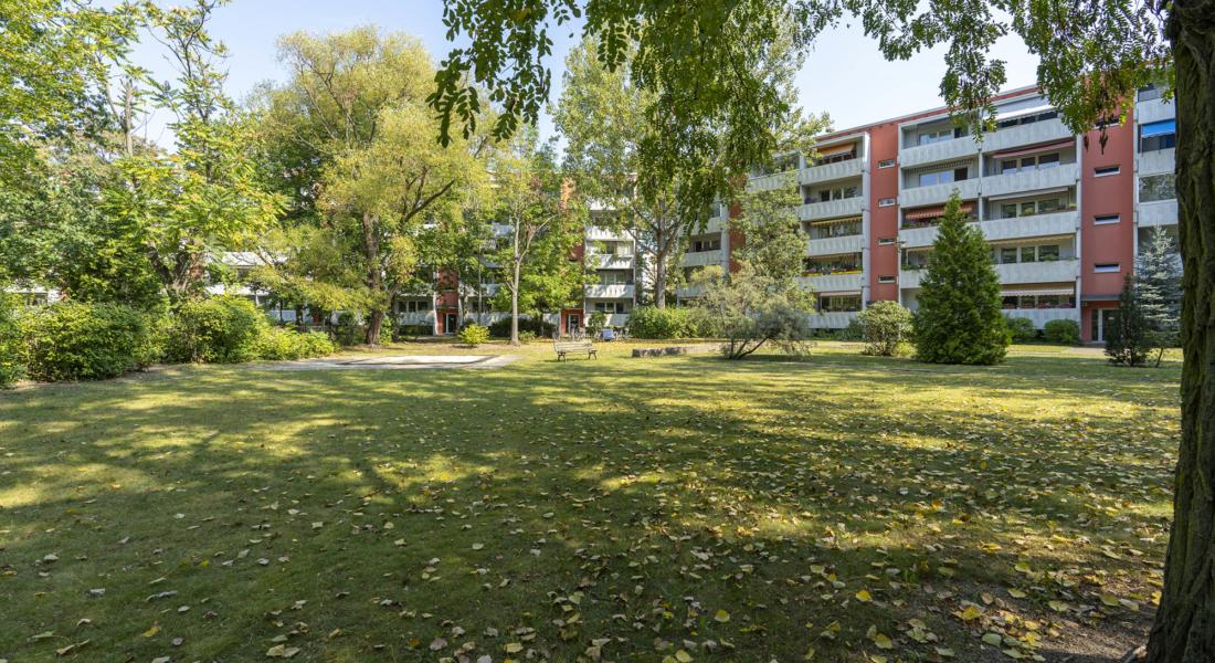 Freie und helle 3-Zimmerwohnung mit sonnigem Balkon 10369 Berlin, Etagenwohnung