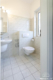 Reside in Berlin-Tegel Representative villa including many safety features - The guest toilet
