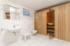 Reside in Berlin-Tegel Representative villa including many safety features - The sauna