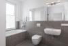 Fantastisches Wohnen auf Zeit in möbliertem Penthouse - Das modern-helle Badezimmer