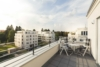 Fantastisches Wohnen auf Zeit in möbliertem Penthouse - Der große Balkon