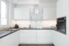 Fantastisches Wohnen auf Zeit in möbliertem Penthouse - Die modern-offene Küche