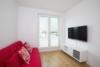 Fantastisches Wohnen auf Zeit in möbliertem Penthouse - Das Gästezimmer