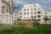Fantastisches Wohnen auf Zeit in möbliertem Penthouse - Blick auf das Wohnhaus
