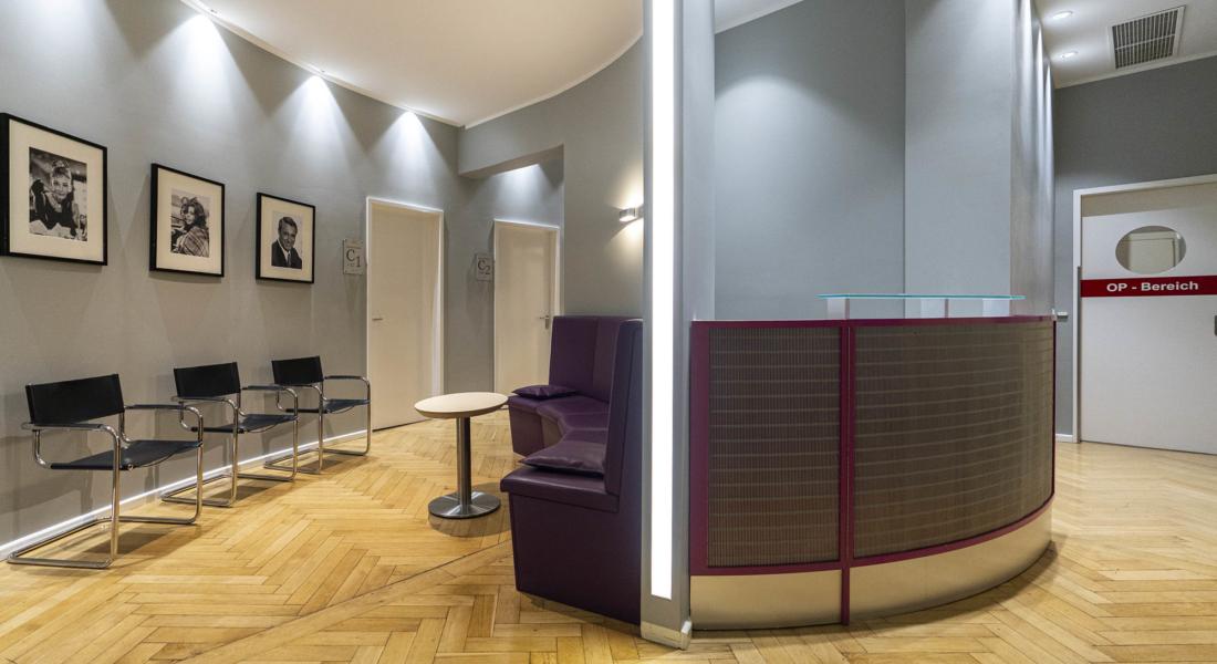 Exklusive Praxisfläche mit eigenem OP und Erweiterungsoption 10825 Berlin, Praxis