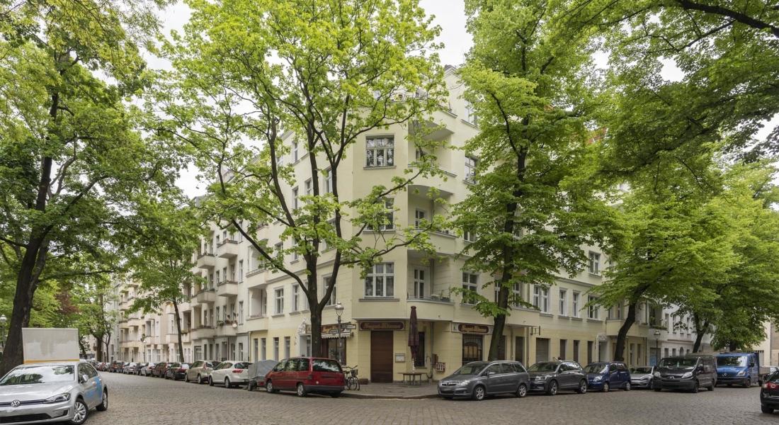 Helle 4-Zimmerwohnung mit Balkon im 4. OG im ruhigen Körnerkiez 12051 Berlin, Etagenwohnung