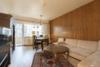 Möblierte 2-Zimmerwohnung mit Balkon und Stellplatz in zentraler Lage Moabits - Das Wohnzimmer