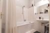 Gepflegte 2-Zimmeraltbauwohnung nur wenige Minuten vom Rosenthaler Platz - Das Badezimmer