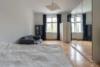 Gepflegte 2-Zimmeraltbauwohnung nur wenige Minuten vom Rosenthaler Platz - Das Schlafzimmer
