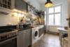3-Zimmerwohnung im Altbau in zentraler und ruhiger Lage Mittes - Die Küche