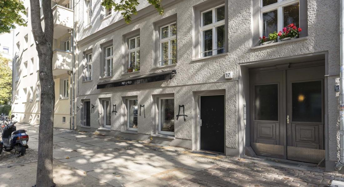 3-Zimmerwohnung im Altbau in zentraler und ruhiger Lage Mittes 10119 Berlin, Etagenwohnung