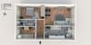 3-Zimmerwohnung im Altbau in zentraler und ruhiger Lage Mittes - Der Grundriss