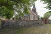 Idyllisch-historisches Haus mit Ausbaureserve und Schwimmteich - Kirche Tempelfeldes