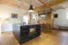 Idyllisch-historisches Haus mit Ausbaureserve und Schwimmteich - Die Wohnküche