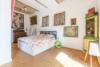 Idyllisch-historisches Haus mit Ausbaureserve und Schwimmteich - Der Schlafbereich