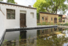 Idyllisch-historisches Haus mit Ausbaureserve und Schwimmteich - Der Schwimmteich
