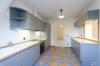 Seeblick inklusive: Gepflegte 4-Zimmerwohnung mit 2 Balkonen - Die Küche (ohne EBK)