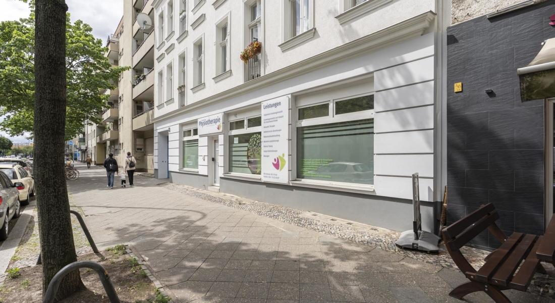 Gepflegte und gut vermietete Gewerbefläche in zentraler Lage Charlottenburgs 10627 Berlin, Praxisfläche
