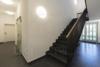 Insel Eiswerder: Moderne 2-Zimmerwohnung mit Terrasse in ehemaliger Feuerwerksfabrik - Hausflur