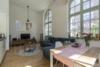 Insel Eiswerder: Moderne 2-Zimmerwohnung mit Terrasse in ehemaliger Feuerwerksfabrik - Wohnbereich 2