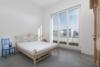 Modern möblierte Dachgeschosswohnung in perfekter Lage und Traumblick - Schlafzimmer