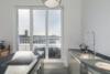 Modern möblierte Dachgeschosswohnung in perfekter Lage und Traumblick - Küche