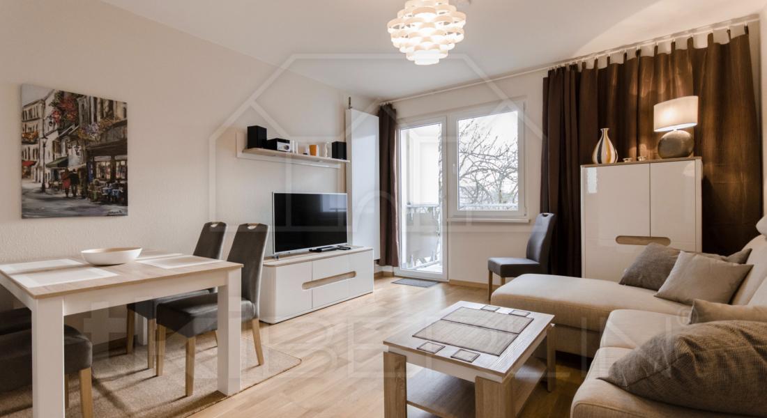 Voll möblierte 2,5-Zimmerwohnung in ruhiger Lage Schönebergs 10781 Berlin, Etagenwohnung