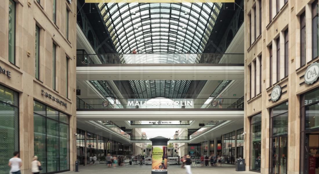 Attraktive Einzelhandels- und Gastronomiefläche im touristischen Zentrum Berlins 10117 Berlin, Ladenlokal