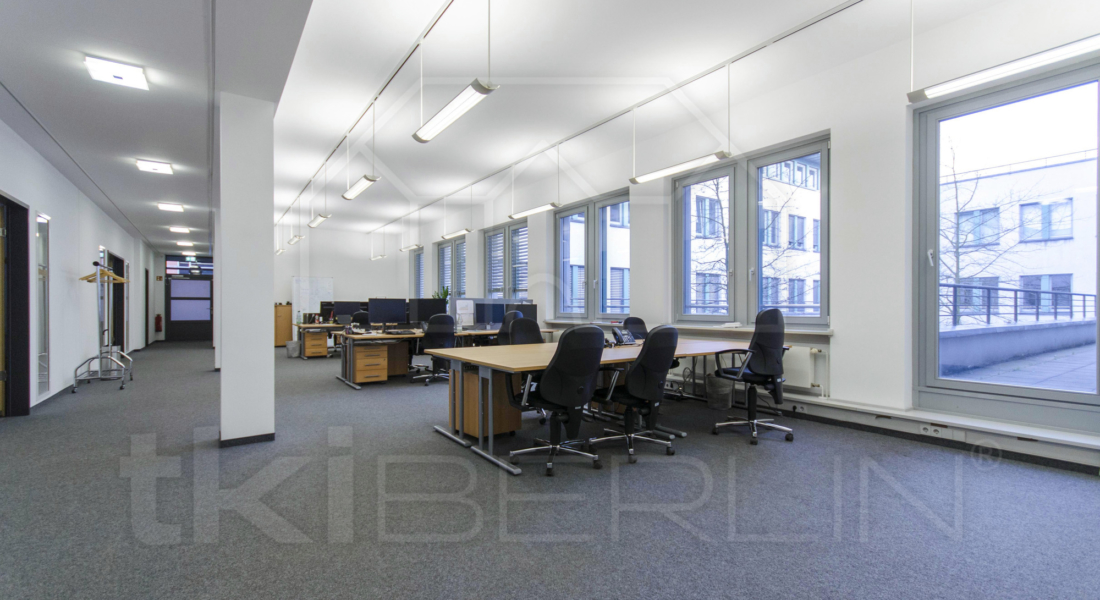 """Commission-free office space with extension option – """"Am Borsigturm"""" 13507 Berlin, Bürofläche"""