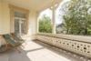 Exklusives Leben und Arbeiten in der Villa Maurer - Der Balkon im 1. OG