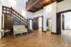 Exklusives Leben und Arbeiten in der Villa Maurer - Die Empfangshalle