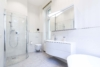 Exklusives Leben und Arbeiten in der Villa Maurer - Das Badezimmer im 1. OG