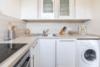 Saniert & bezugsfrei: Zentral gelegenes Apartment mit Balkon - Die Küche