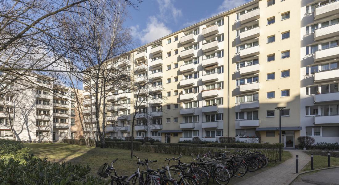 Saniert & bezugsfrei: Zentral gelegenes Apartment mit Balkon 10777 Berlin, Etagenwohnung
