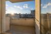 Saniert & bezugsfrei: Zentral gelegenes Apartment mit Balkon - Der Balkon