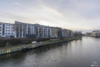 Befristete Vermietung für 4 Jahre mit Spreeblick: moderne 4-Zimmerwohnung mit Balkon - Die Außenansicht