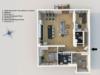 Befristete Vermietung für 4 Jahre mit Spreeblick: moderne 4-Zimmerwohnung mit Balkon - Der Grundriss