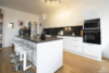 Befristete Vermietung für 4 Jahre mit Spreeblick: moderne 4-Zimmerwohnung mit Balkon - Die Küche