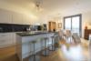 Befristete Vermietung für 4 Jahre mit Spreeblick: moderne 4-Zimmerwohnung mit Balkon - Die offene Küche