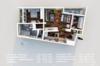 Kernsanierte Wohnung mit hochwertiger Ausstattung - Der Grundriss