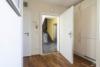 Kernsanierte Wohnung mit hochwertiger Ausstattung - Das Entree