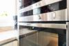 Kernsanierte Wohnung mit hochwertiger Ausstattung - Backen mit Neff