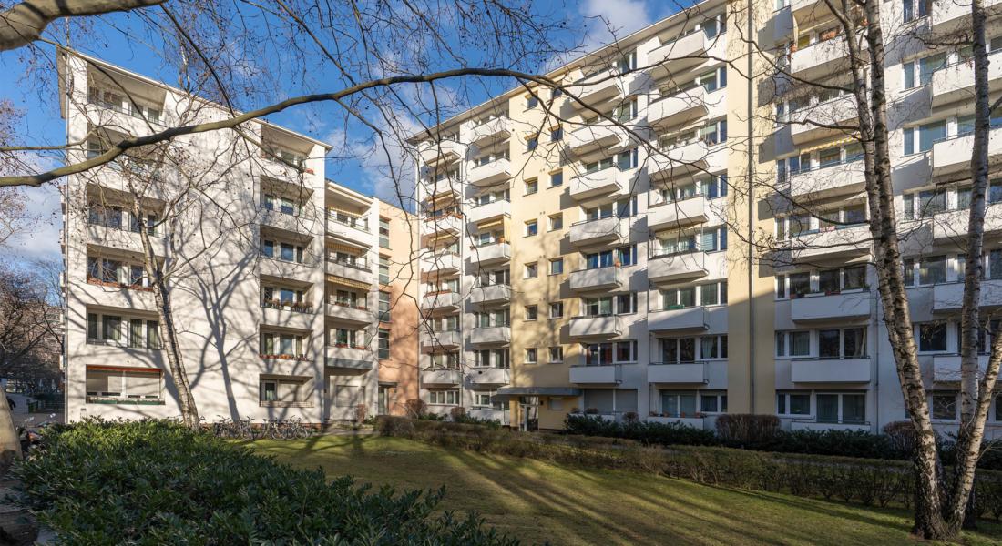 Kernsanierte Wohnung mit hochwertiger Ausstattung 10777 Berlin, Etagenwohnung