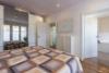 Kernsanierte Wohnung mit hochwertiger Ausstattung - Das Schlafzimmer