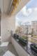 Kernsanierte Wohnung mit hochwertiger Ausstattung - Der kleinere Balkon